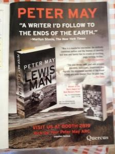 Peter May The Lewis Man Quercus USA