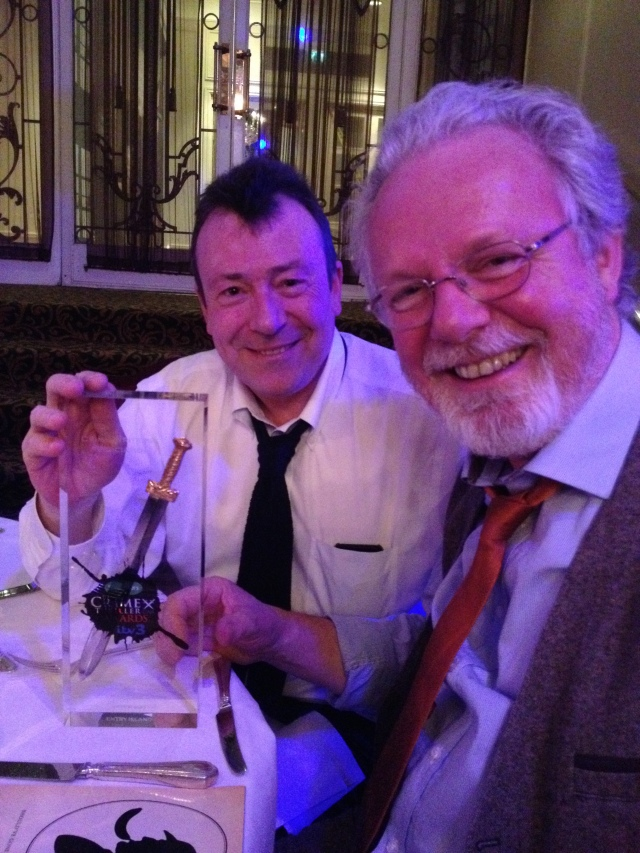 Peter May Dagger Award
