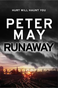 Peter May's Runaway out in UK January 15th 2015