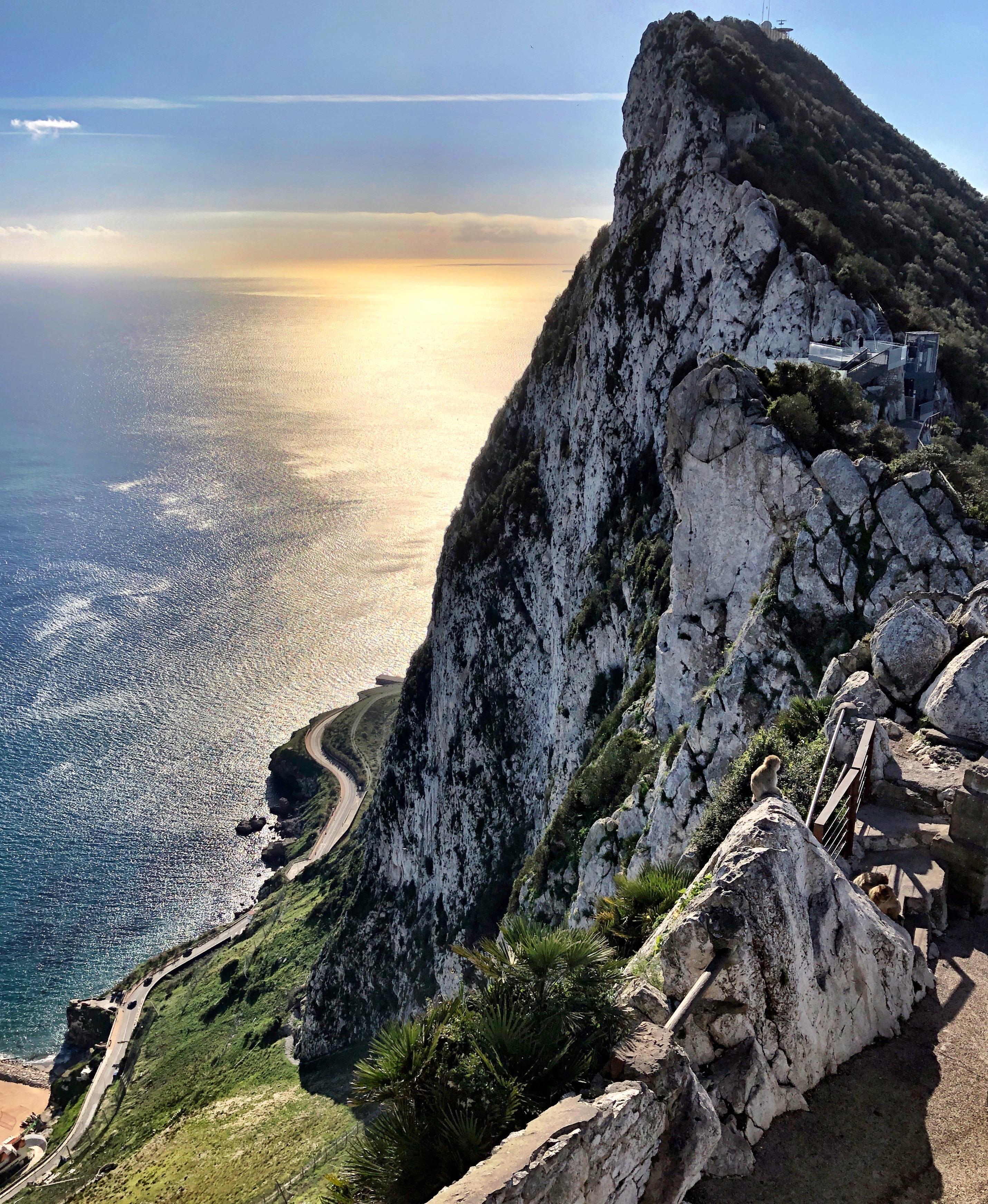 Gibraltar, The Rock